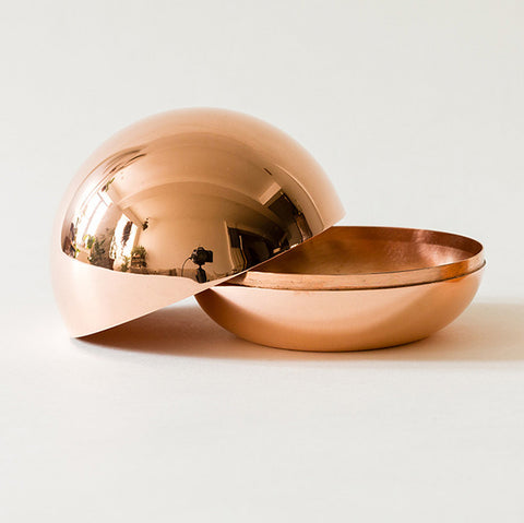 Copper Hemisphere