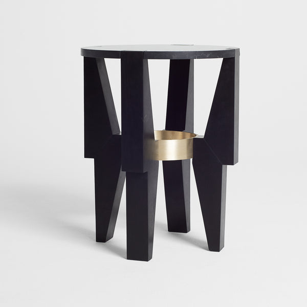 High Ring Side Table