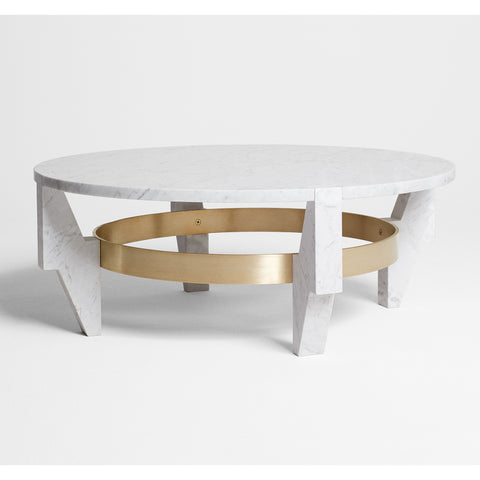 Low Ring Coffee Table