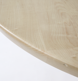 moving mountains canopy table maple dining dinner wood pedestal round amorphous los angeles contemporary design furniture interiors la west hollywood beverly hills bel air downtown modern gallery