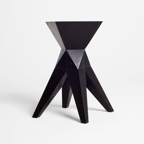 Quad Sculptural Side Table