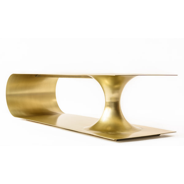 Wormhole Table by Erickson Aesthetics