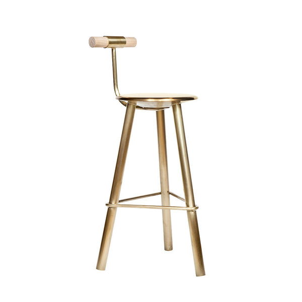Tripid Stool by Erickson Aesthetics