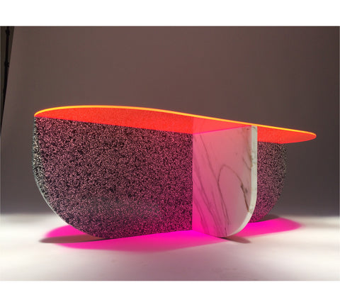EÆ U Table by Erickson Aesthetics