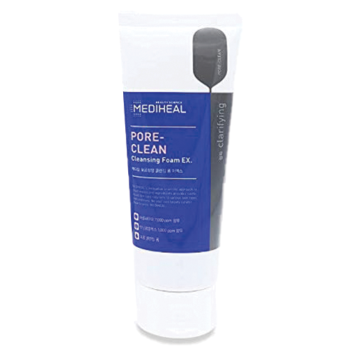 MEDIHEAL Pore Clean Cleansing Foam