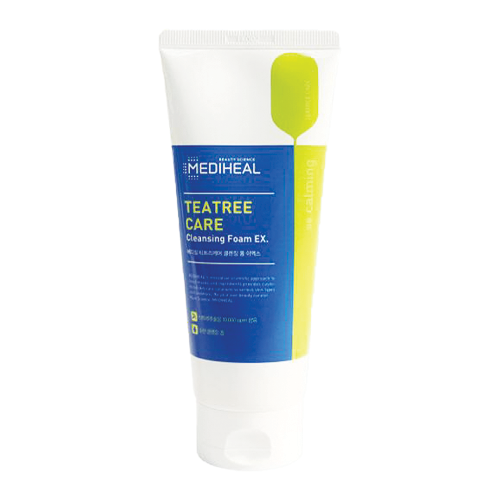 Mediheal Tea Tree Foam Cleansing