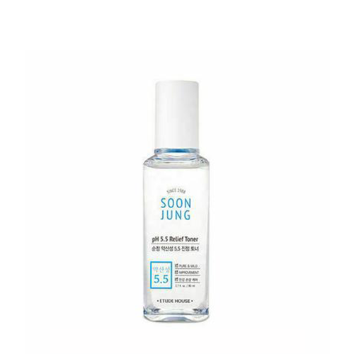 SoonJung pH 5.5 Relief Toner (Easy size) 80ml