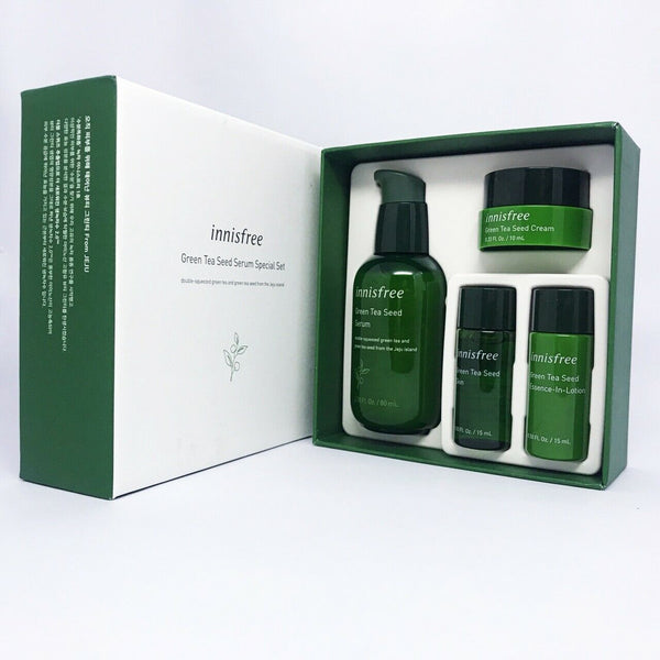 GREEN TEA SEED SERUM SPECIAL SET (4PCS)