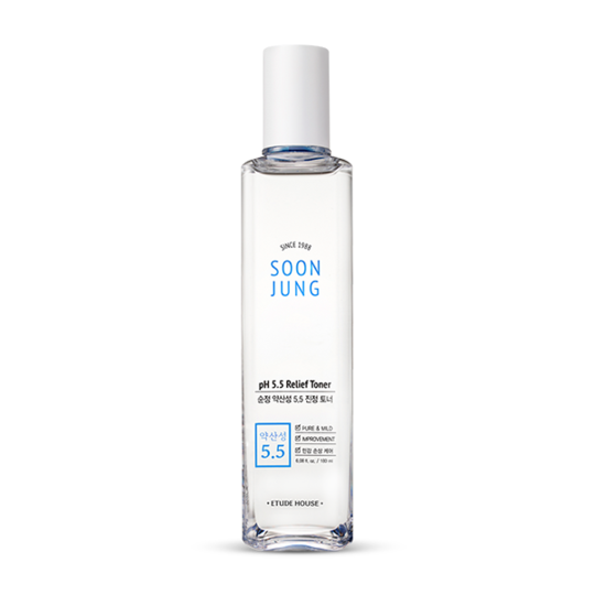 SOON JUNG PH 5.5 RELIEF TONER