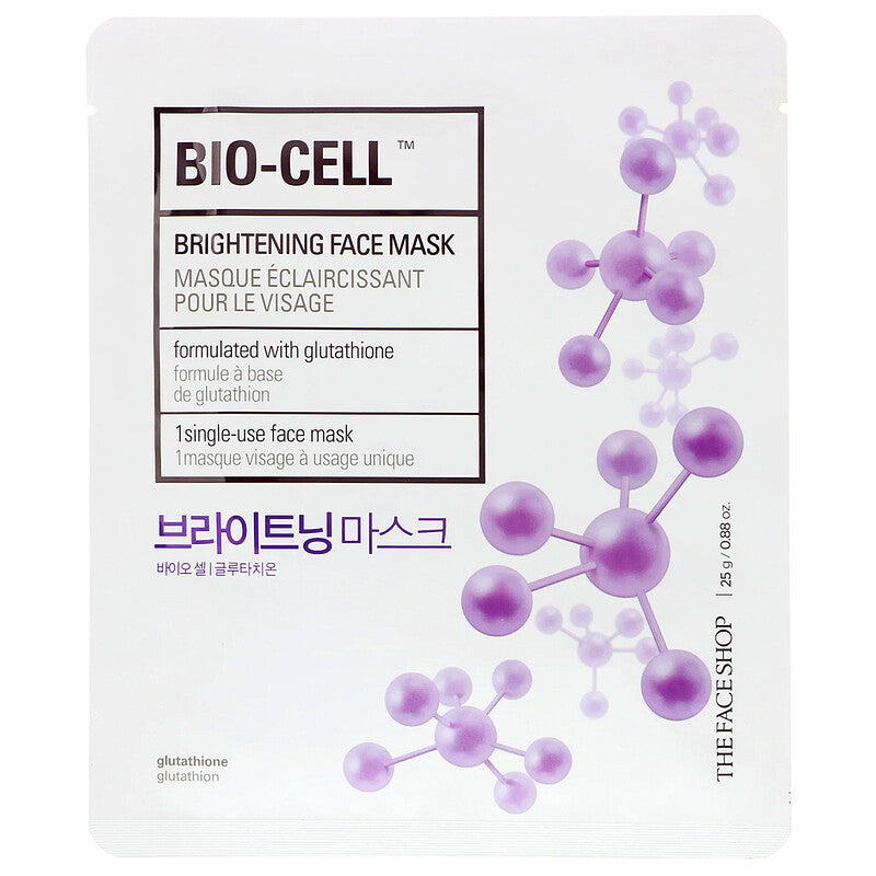 The Face Shop Bio-Cell Face Mask