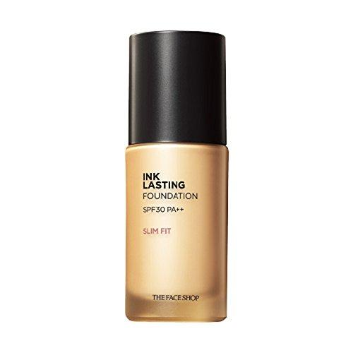 INKLASTING FOUNDATION SLIM FIT-Kpop Beauty