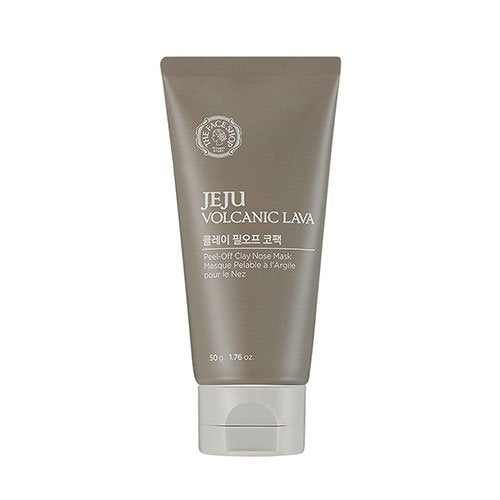 JEJU VOLCANIC LAVA PEEL OFF CLAY NOSE MASK-Kpop Beauty