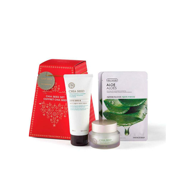 CHIA SEED Cream Set / GIFT SET