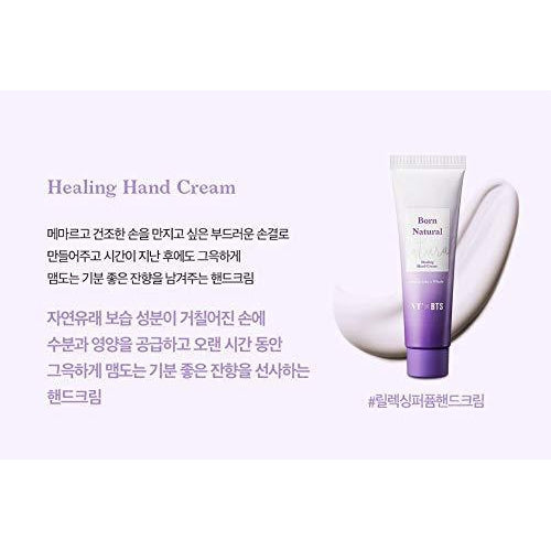 VT Born Natural Healing Handcream