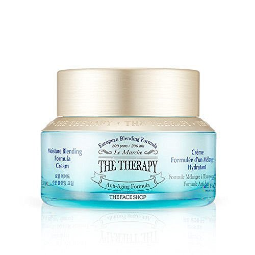 THE THERAPY MOISTURE BLENDING FORMULA CREAM-Kpop Beauty