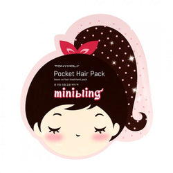 Mini Bling Pocket Hair Pack-Kpop Beauty