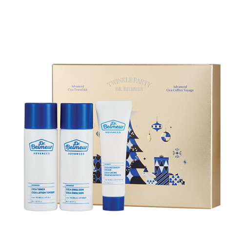 (Holiday Set) Dr.Belmeur Ad Cica Skincare Kit