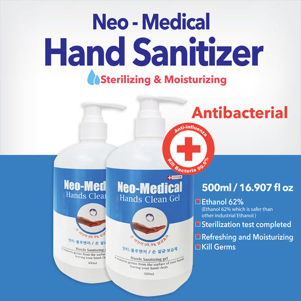 Neo-Medical Moisturizing Sanitizer
