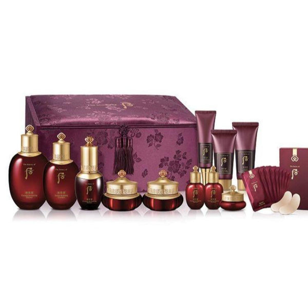 Whoo Jinyulhyang Jinyul Special Set ($670 Value)-Kpop Beauty