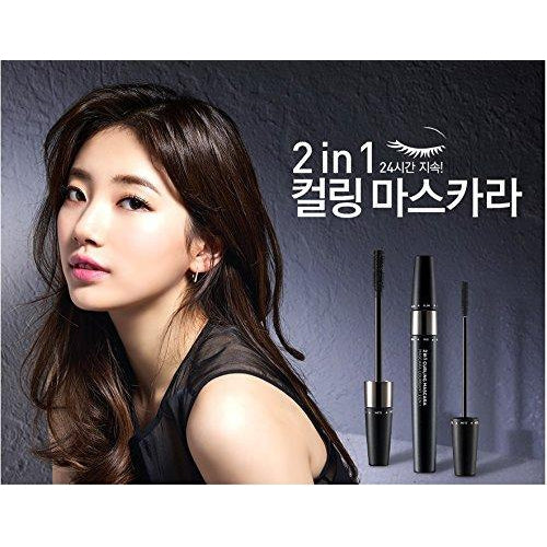 2-IN-1 CURLING MASCARA-Kpop Beauty