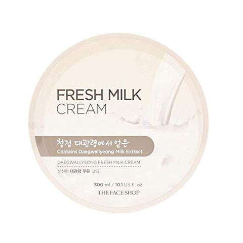 DAEGWALLYEONG FRESH MILK CREAM-Kpop Beauty