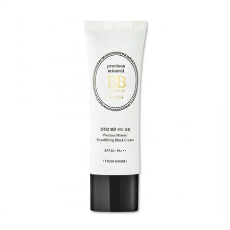 Precious Mineral Beautifying Block Cream Matte SPF50+/PA+++