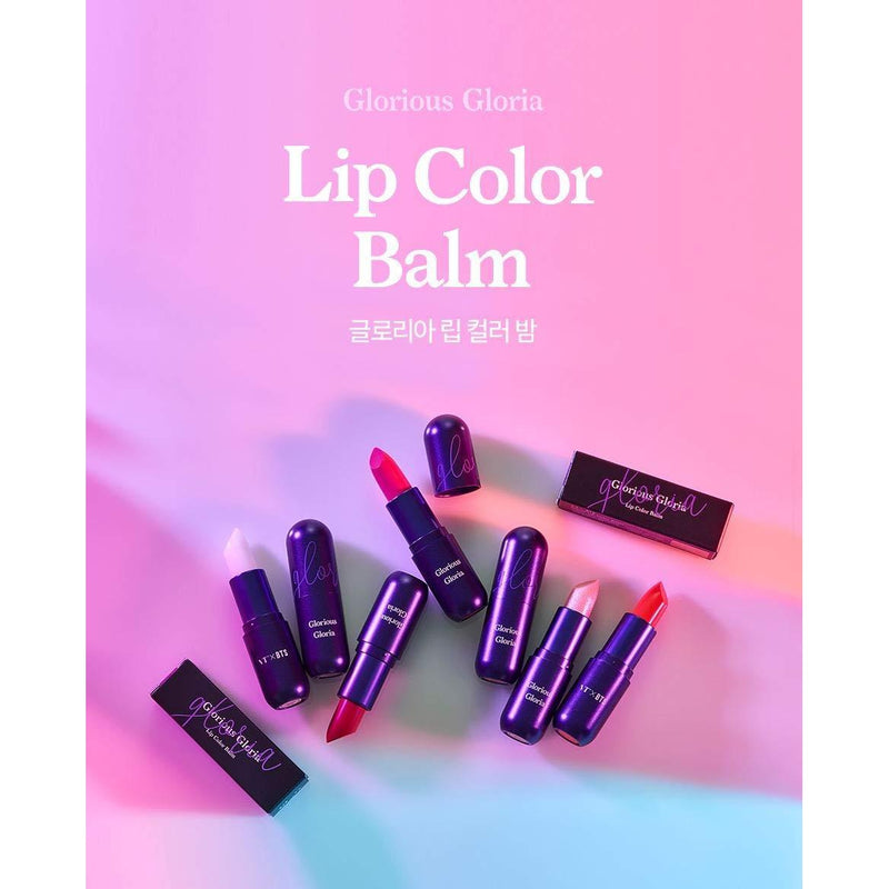 VT X BTS GLORIA LIP COLOR BALM