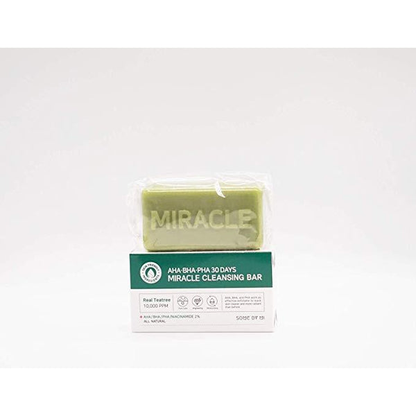 SOME BY MI AHA BHA PHA 31DAYS MIRACLE CLEANSING BAR-Kpop Beauty