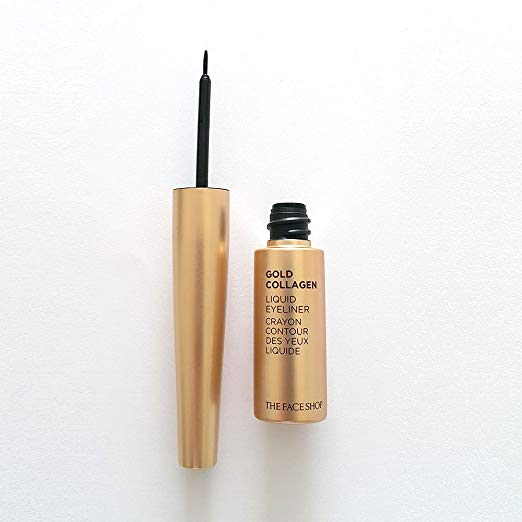 GOLD COLLAGEN LIQUID EYELINER