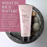 RICE WATER BRIGHT FOAMING CLEANSER-Kpop Beauty