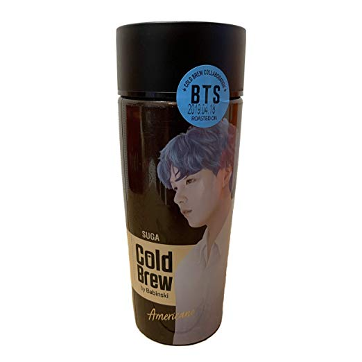 [New Edition] BTS Cold Brew Coffee by Babinski
