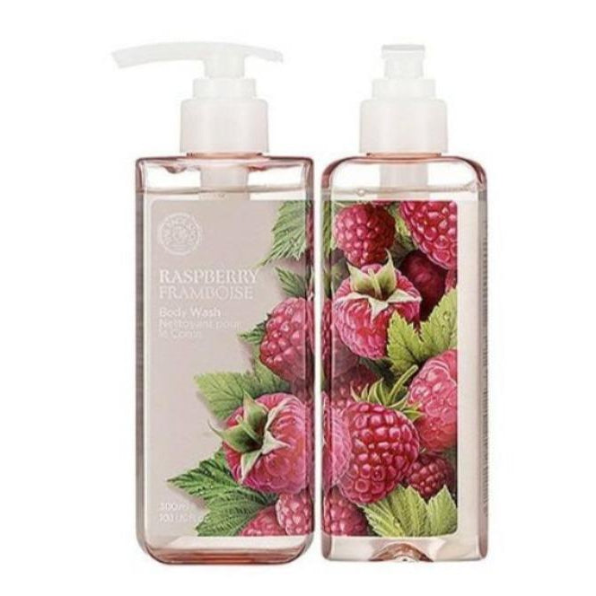 RASPBERRY BODY WASH.2016