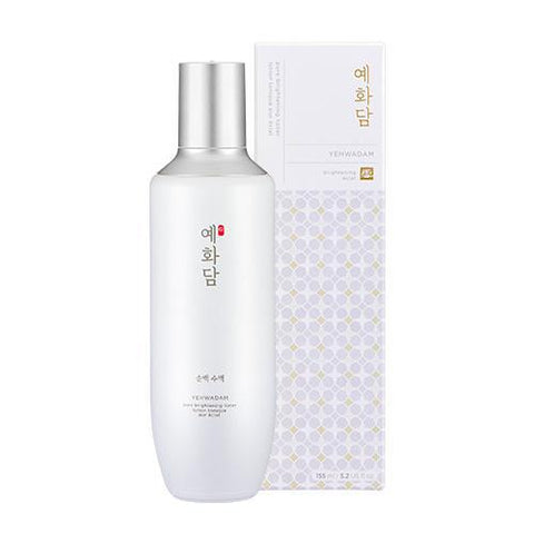 YEHWADAM PURE BRIGHTENING TONER-Kpop Beauty