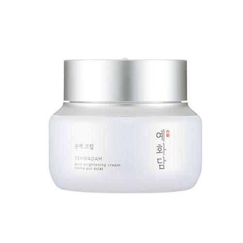 Yehwadam Pure Brightening Cream-Kpop Beauty