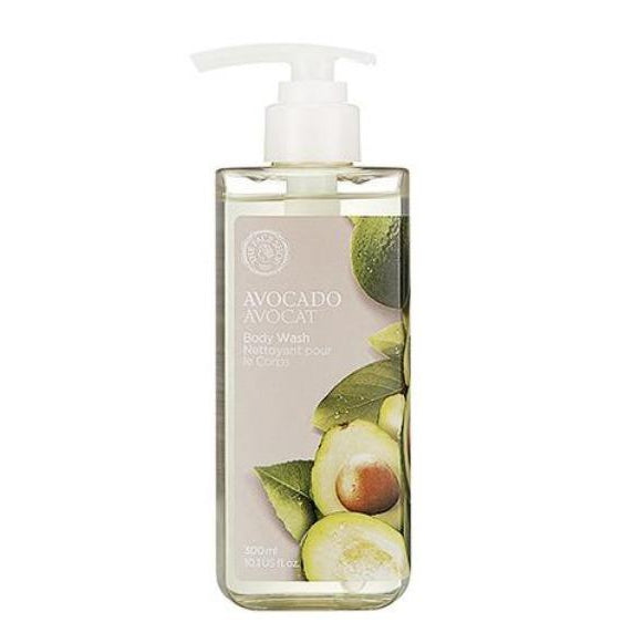 AVOCADO BODY WASH