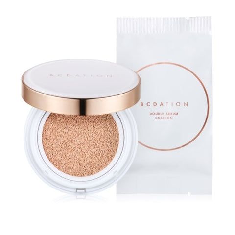 BCDation Double Serum Cushion-Kpop Beauty