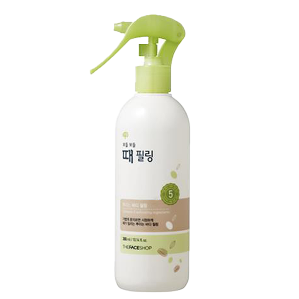 Body Peeling Spray