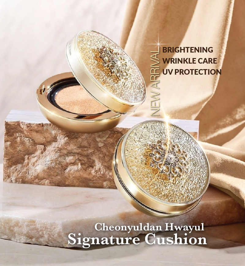 Whoo Signature Cushion Foundation