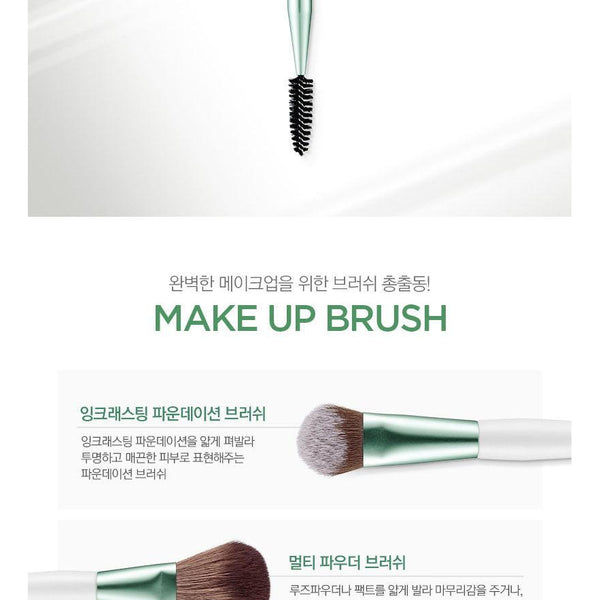 DAILY.EYEBROW DUAL BRUSH-Kpop Beauty