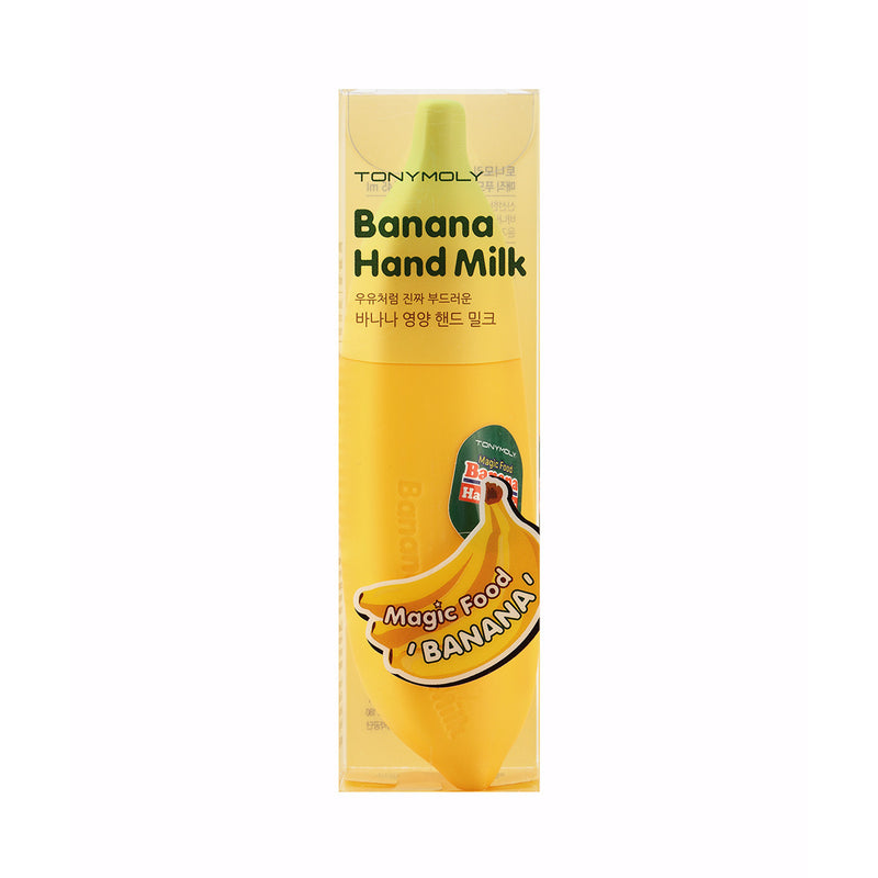 Magic Food Banana Hand Milk-Kpop Beauty