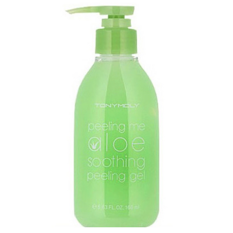 Peeling Me Aloe Soothing Peeling Gel-Kpop Beauty
