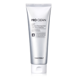 Pro Clean Soft Moisture Cleansing foam