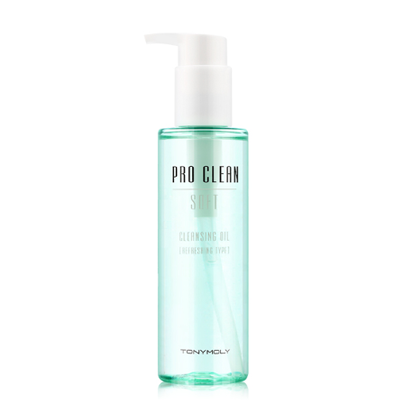 Pro Clean Soft Cleansing Oil-Kpop Beauty