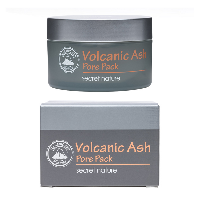 Volcanic Ash Pore Pack-Kpop Beauty