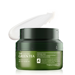 The Chok Chok Green Tea Watery Cream-Kpop Beauty