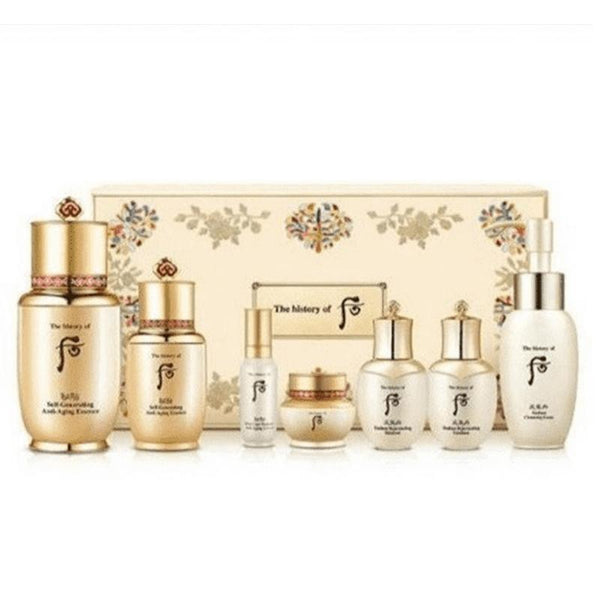 Bichup Jasaeng Self-Generating Anti-Aging Essence 2pc Set ($276 Value)