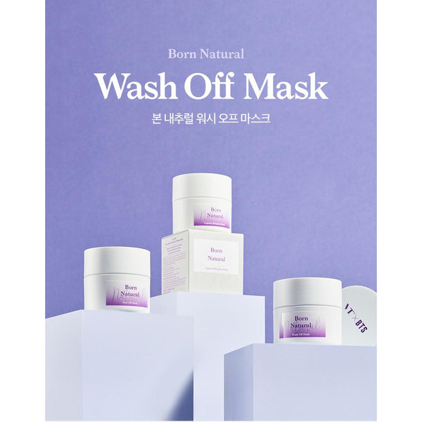 VT Born Natural Wash OFF MASK