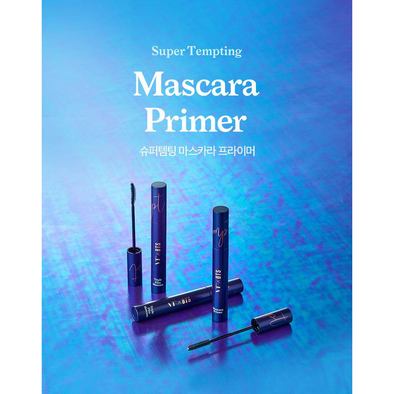 VT X BTS Super Tempting Mascara Primer
