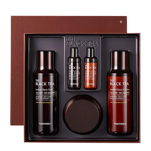 The Black Tea London Classic Skin Care Set