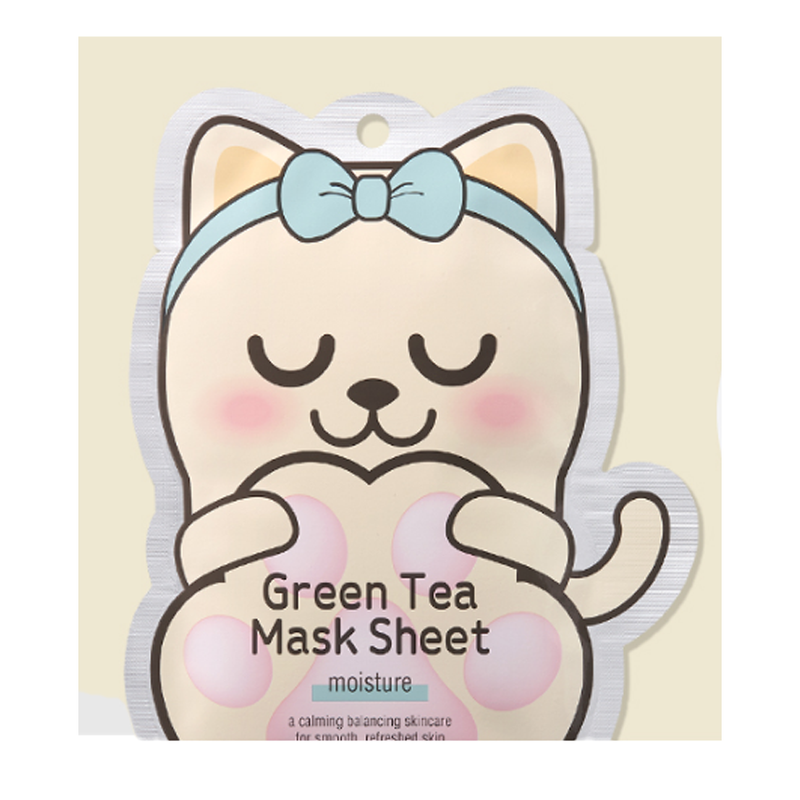 Bling Cat Mask Sheet | MOISTURE